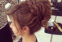 Weddng hairstyles