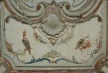 роспись панели