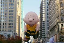 _Thanksgiving_Parade / Macy's Thanksgiving Parade Floats Balloons / by George Londoño S