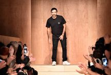 fashion breaking news RICHARD TISCI has exited Givenchy