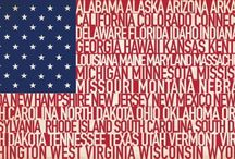 Americana / Classic America, American Inspiration, The Red White and Blue