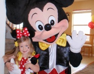Mickey Mouse &  Minnie Themed Parties / Mickey Mouse&  Minnie Themed Parties