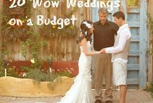 Budget Weddings / by IntimateWeddings.com