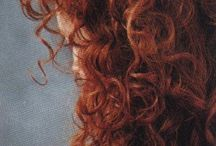 Curly Red Hair / Get inspired and embrace your curly hair! #CurlyHair #HairTips #RedHair / by How To Be A Redhead