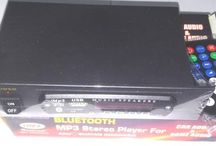 bluetooth MP3 audio mobil player