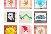 Kids Crafts / by Tricia Gray