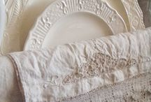 Vintage/primitive Dishes / by Susan Geitz Blessing