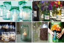 One Thousand Uses for Mason Jars / by Normal Eek