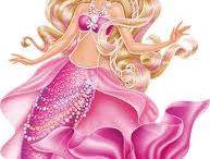 Barbie syrena