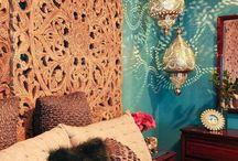 Bohoo -Moroccan decoration