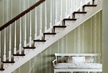 Crossing the Threshold / Designs for your entry ways; making your home inviting from the very first look!