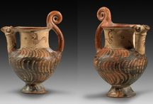 Ancient vases Early Greek vases and Greek geometric vases / Early Greek vase -  Greek geometric vase