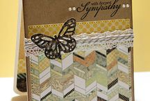 Sympathy / Thinking of You / Encouragement Cards