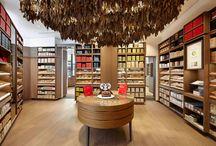 # interior : cigars