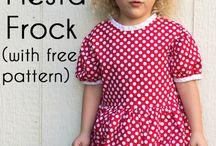 Søm - klær barn