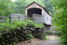 Country Roads - Covered Bridges / by Cher