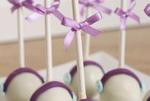 cake pops violetta