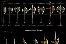 Fantasy fegyverek