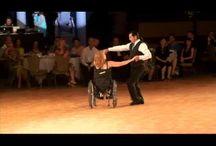 Wheelchair Dancing
