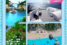 Greek islands / Corfu&Lefkada