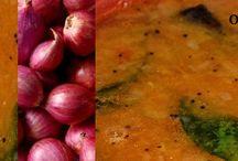 Onion Sambar Recipe | South Indian Onion Sambar Recipe