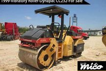 DYNAPAC CC232 62010241 / Low-Hours DYNAPAC CC232 62010241 Vibratory Roller for Sale. Visit Mico Equipment for Used & New Cat Heavy Vibratory Rollers at Competitive Prices, Backed By Professional Support and Services.