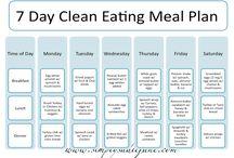 Clean Eating / by Briley McGrew