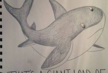 Shark Attack! / by Craftster