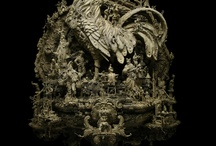 Art. Sculpture