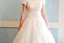 Tea Lenght Wedding Dress