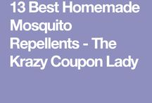 Moz/fly repellent