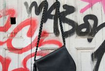 Winter collection 14-15 / Handmade leather bags