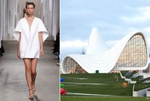 fashion design inspired by architecture