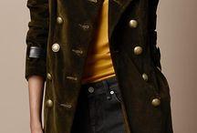 Outfit / #jacket #coat #trenchcoat