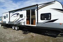 Forest River Salem Trailers / Travel trailers and park model RV's by Forest River Salem