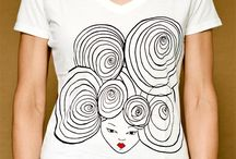 Dibujos / Mis dibujos en textiles