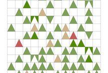 Fiberlove- Christmas quilts