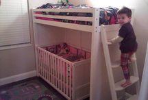 bunk bed &cott