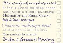 children's wedding activities