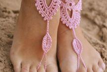 crochet pies