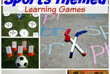 Let's Play! Sports & Games