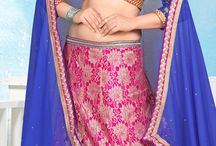 indo western lehengas / Find Indo Western Lehengas Online, Latest Designer Indo Western Lehengas Online from Mangaldeep at best rates.