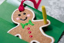 christmas crafts / by Julie Hodge