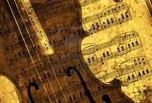 Музыка в картинках