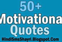 Quotes and Shayries / Hindi, English quotes collection.