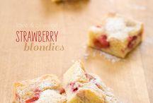 Baking - Blondies, Brownies and Bars