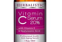 Vitamin C Serum / Herbalistic Whitening Serum for the face is expert quality care, made from first class botanicals to make certain a lovely healthy radiance and also flawlessly even clear tone.