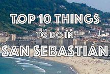 Reise San Sebastian