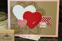 Stampin Up - Hearts a Flutter / by Whitney Ulsas