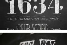 Home Lettering Project